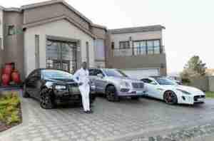 Zambian Prophet, Shepherd Bushiri Acquires A New $12m Mansion (Photos)